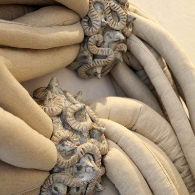 Détail : mercredi 22 janvier 2014, sculpturecontentions federique fleury