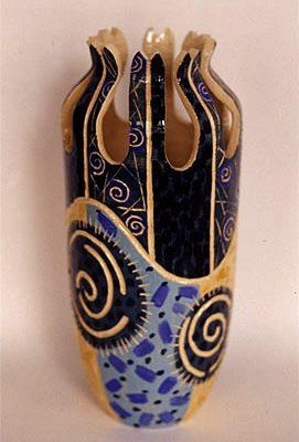 vase ouzbeck