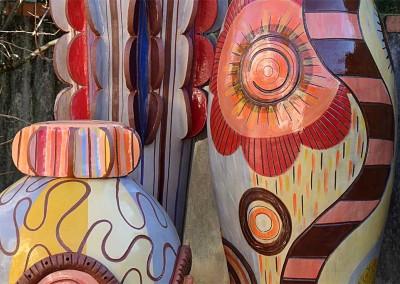Céramique monumentale – 2013