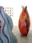 Exposition « Mille Deux Cent Trente Degrés », Dominique Gaudry, 2008